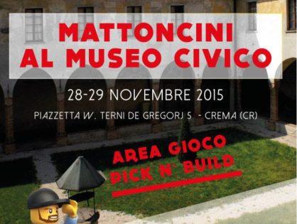 Mattoncini al Museo Civico 2015
