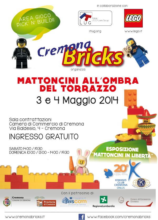 Mattoncini all'Ombra del Torrazzo 2014