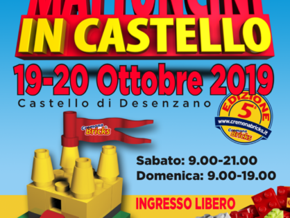 Mattoncini in Castello 2019