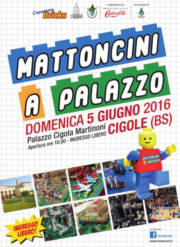 Mattoncini a Palazzo 2016