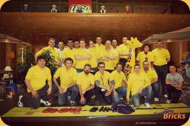 Mattoncini all'Ombra del Torrazzo 2013