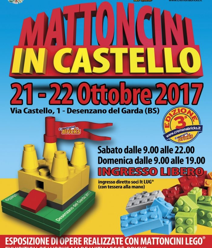 Mattoncini in Castello 2017