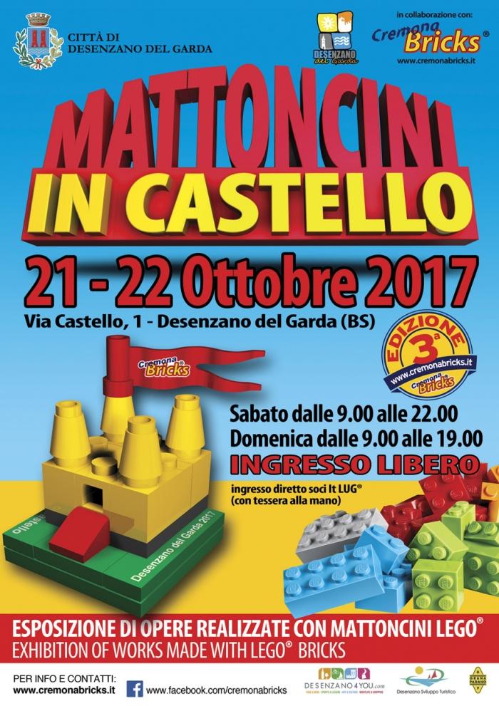 Mattoncini in Castello 2017