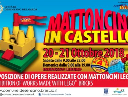Mattoncini in Castello 2018