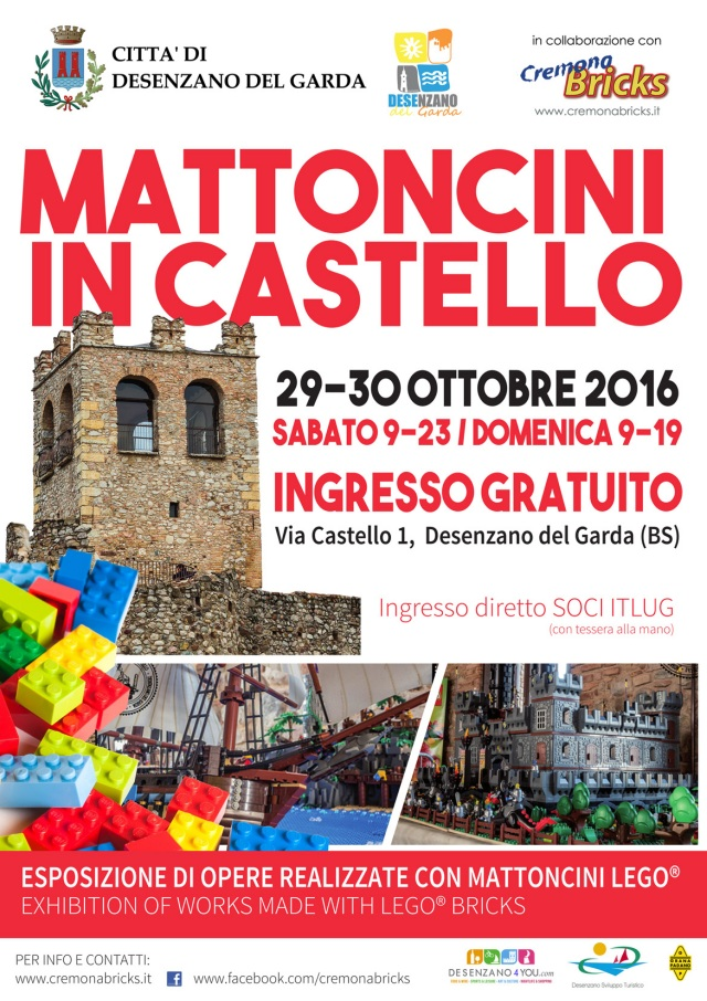 Mattoncini in Castello 2016