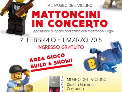 Mattoncini in Concerto 2015