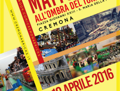 Mattoncini all'Ombra del Torrazzo 2016