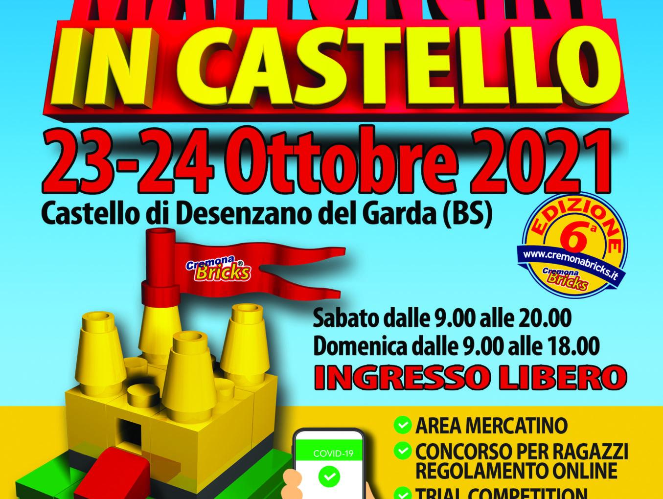 Mattoncini in Castello 2021